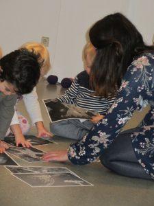 Nezabudka 4: Kita-Tanz-Projekt (Irina Fedorova in Aktion)