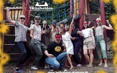 Wir sind Kitaheldinnen und Kitahelden!