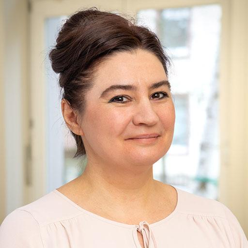 Larisa Gayvoroskaya